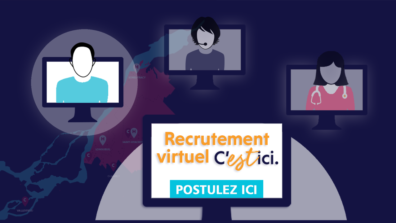 Blitz Recrutement virtuel